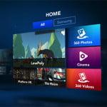 Das neue Oculus Rift Home und das neue Oculus Betriebssystem