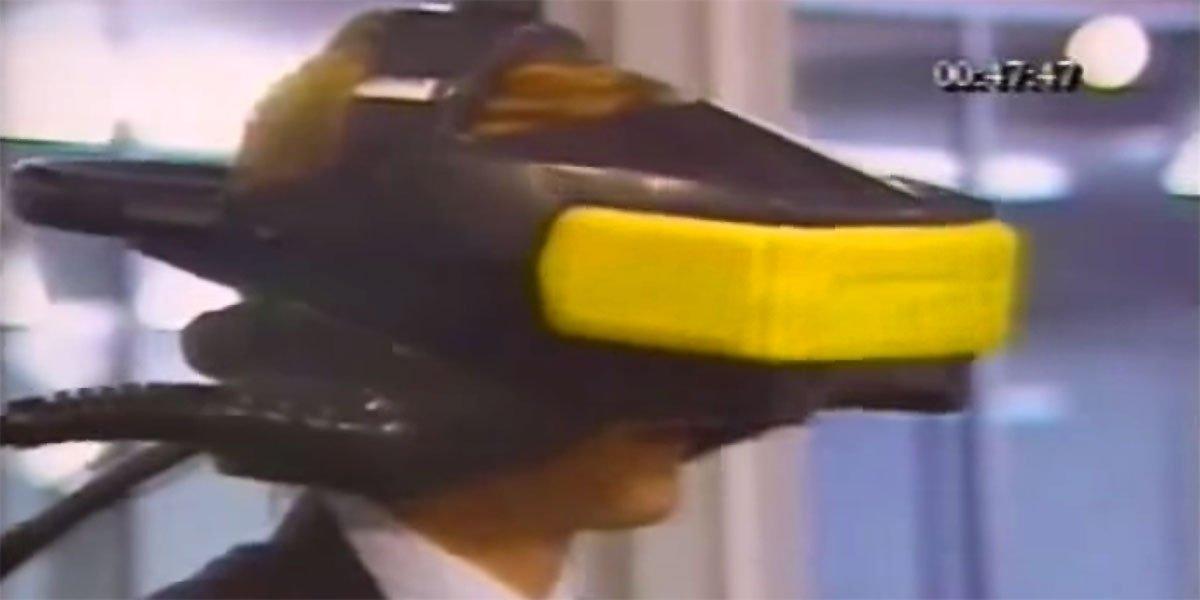 Dactyl Nightmare: Virtual Reality aus den 90er Jahren