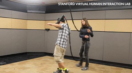 An der Stanford University erforschen Wissenschaftler, wie man Virtual Reality einsetzen kann um Phobien zu therapieren.