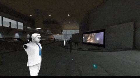 AltspaceVR ist eine soziale Plattform in der sich Nutzer in Virtual Reality treffen können.