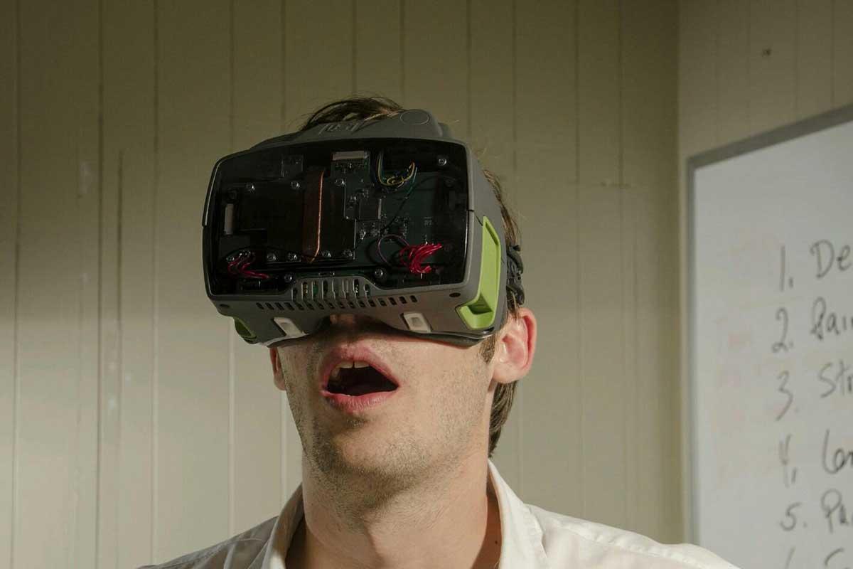 Der VR-Brillen-Prototyp von GameFace möchte es mit GearVR und Co aufnehmen. und soll mit einer sehr geringen Latenz und einem enormen Sichtfeld überzeugen.