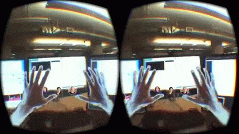 Leap Motion entwickelt Virtual-Reality-Steuerung für Hände und Finger, mit der sich auch normaler PC gut bedienen lässt