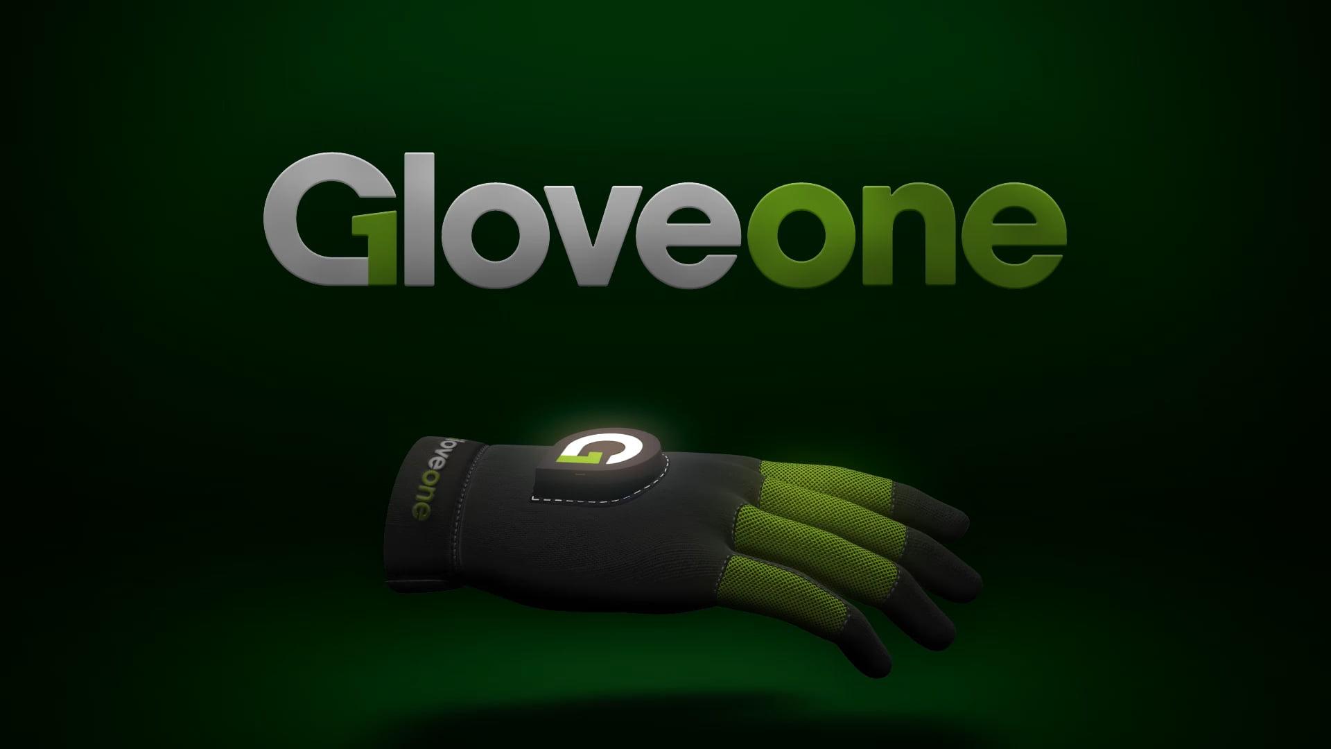 GloveOne soll Gefühl in Virtual Reality bringen. Mit dem Handschuh kann der Nutzer virtuelle Gegenstände berühren und beispielsweise Gewicht oder Oberflächenstruktur erkennen.