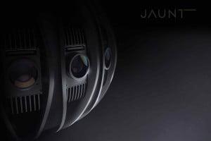 Der Kamerahersteller Haunt präsentiert seine HighEnd-VR-Kamera Neo.