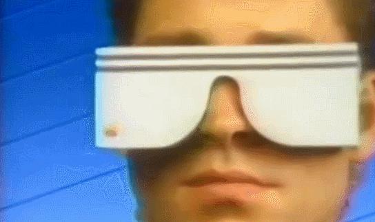 Apple spricht in 1987 über die Visionen für 1997 - Hologramme und eine Datenbrille