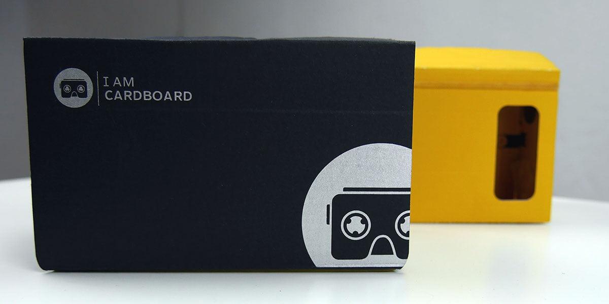 Google Cardboard 2 im Test von I AM CARDBOARD