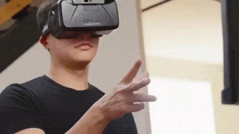 Nimble VR wurde Ende 2014 von Oculus VR aufgekauft