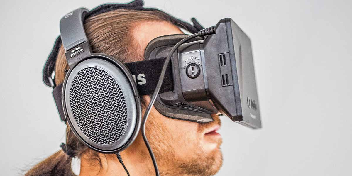 VR-Brillen sind im Kommen, nicht nur auf der Gamescom 2015