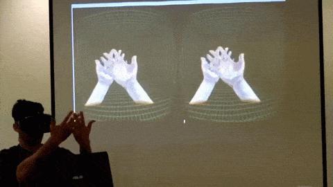 Oculus VR kauft Pebbles Interfaces. Das Unternehmen hat eine Technologie für präzises Hand- und Fingertracking entwickelt.
