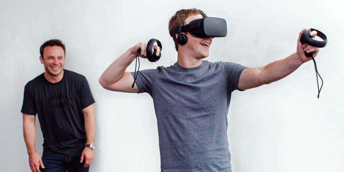 """""""Irgendwer muss es ja machen"""" - Facebook-Chef Marc Zuckerberg sieht sein Unternehmen in der Pflicht, neue Technologien voranzutreiben."""