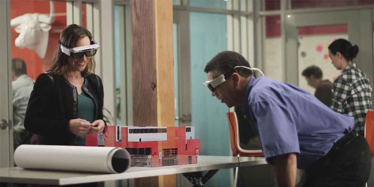 CastAR entwickelt Datenbrillen, die hologramm-ähnliche Bilder ins Sichtfeld projizieren.