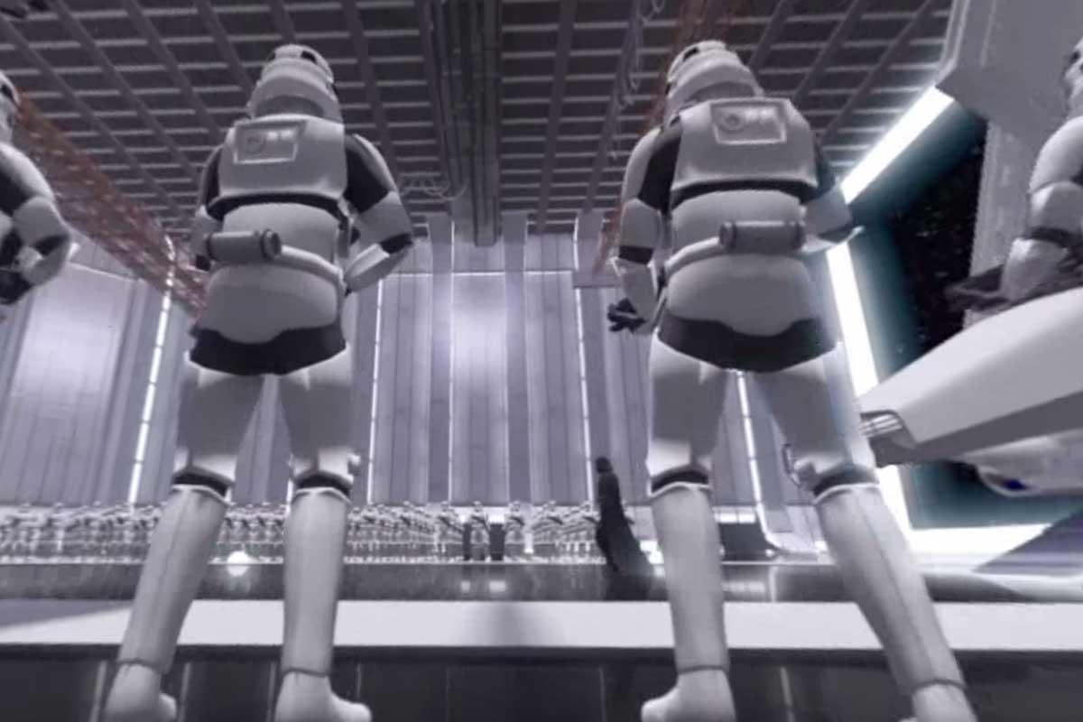 Star Wars in 4k und 360-Grad: Seht die Welt aus den Augen eines Mini-Roboters