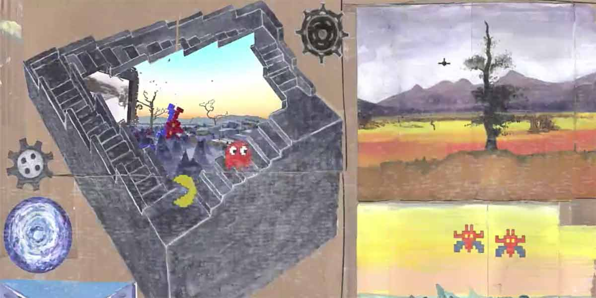 Veil: Kunstausstellung in Virtual Reality