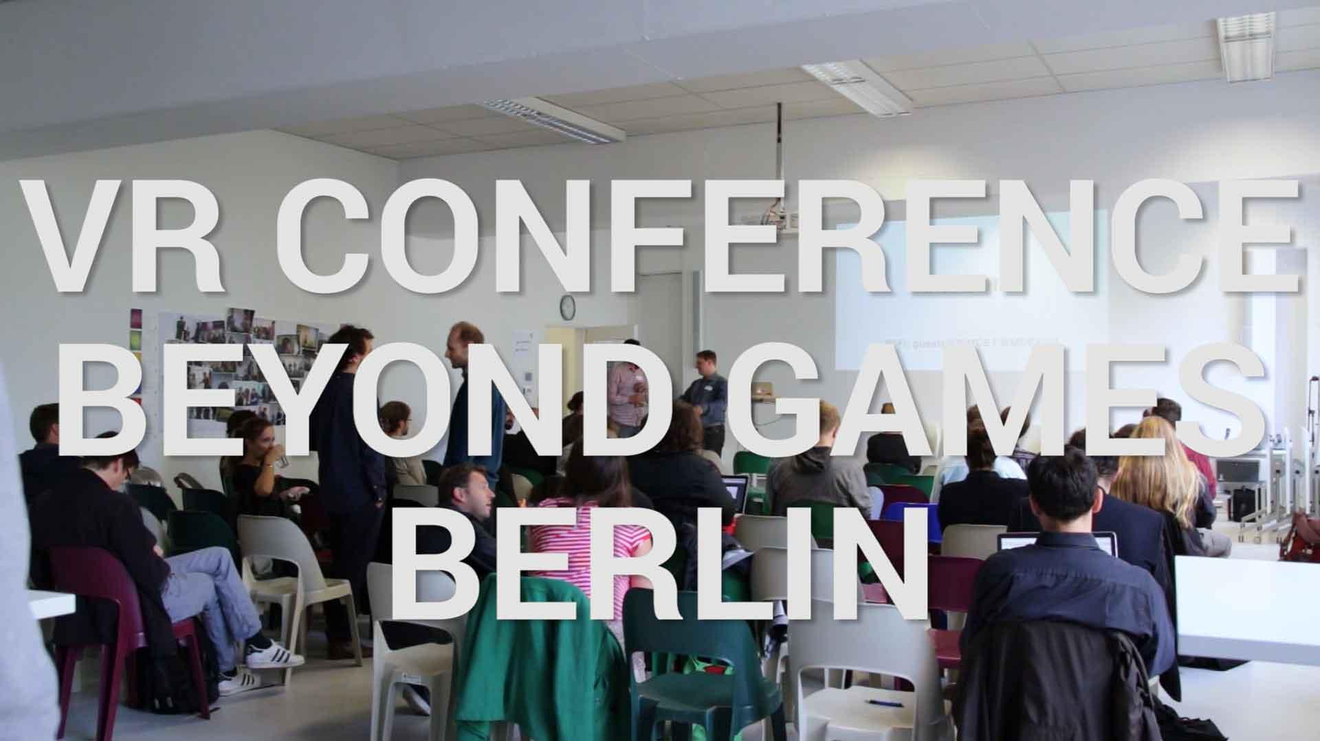 Beyond Games: Virtual Reality für Journalismus und Dokus