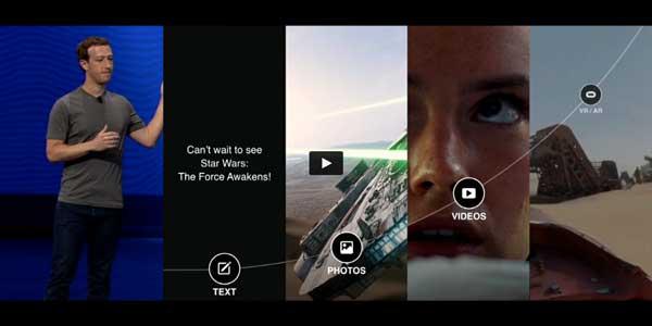 Zuckerberg Rückblick Oculus Connect