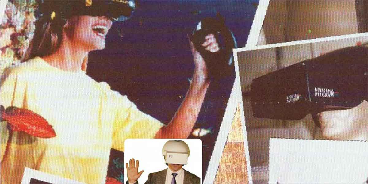 Ben Delaney war in den 90er Jahren VR-Journalist. Er kennt die Geschichte der Virtual-Reality-Industrie wie kaum ein anderer. Und er warnt davor, dass die gleichen Fehler wieder gemacht werden.