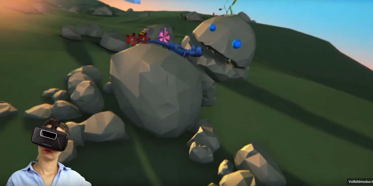 VR-Kurzfilm: The Last Mountain