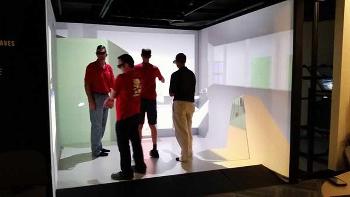 Das US-Bauunternehmen McCarthy plant Gebäude vorab in Virtual Reality.