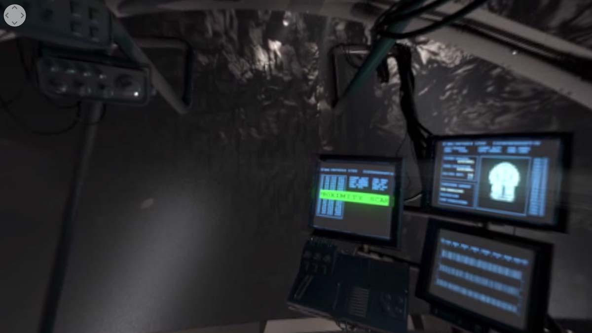 Virtual Reality Sci-Fi-Horror aus Deutschland: SONAR für Oculus Rift, Gear-VR und Google Cardboard