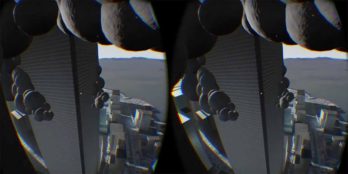 9/11 in Virtual Reality nacherleben - muss das sein?