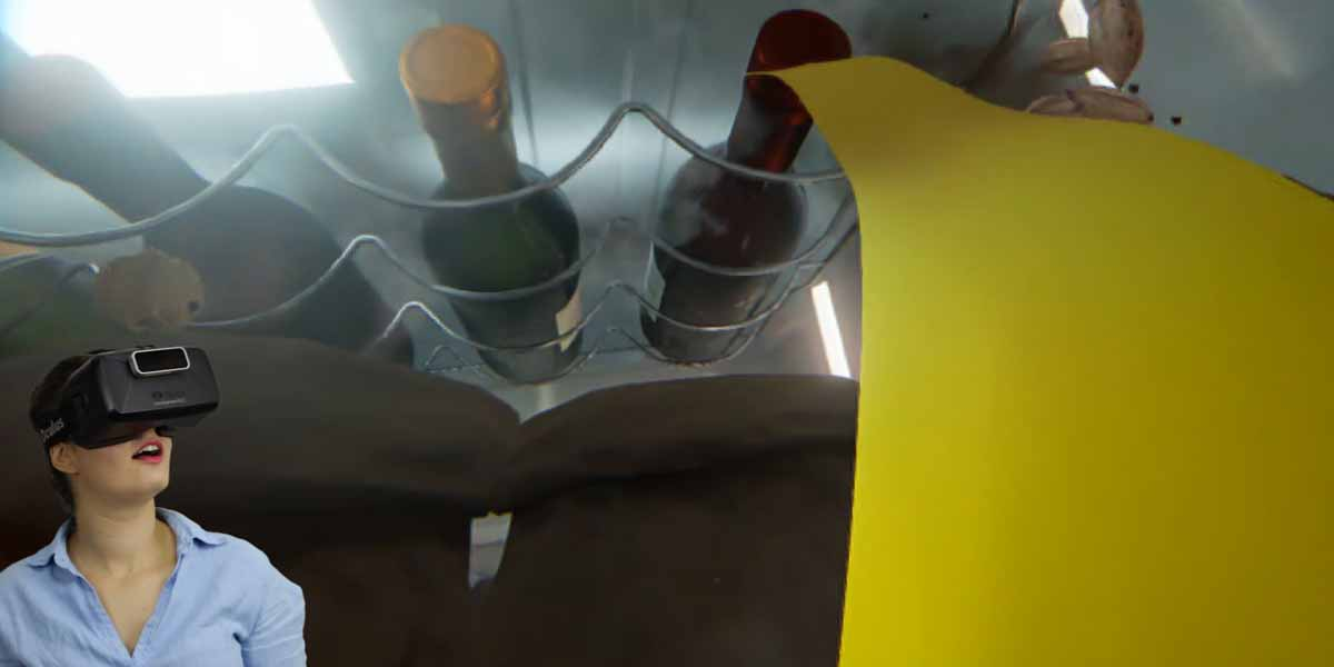 VR-Marketing: Achterbahn durch den Kühlschrank