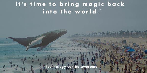 Der Augmented-Reality-Wal: Sehen wir eine zweite Version Glass?