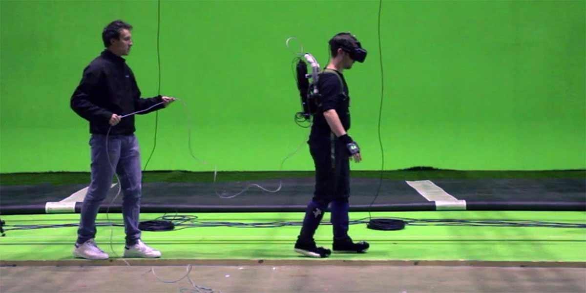 The Cell wird das erste VR-Game, in das der Spieler vollständig eintauchen soll.