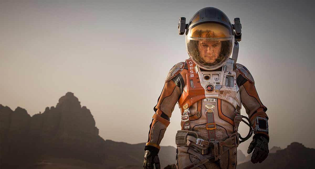 Virtual Reality: The Martian für Oculus Rift und Co. in Arbeit