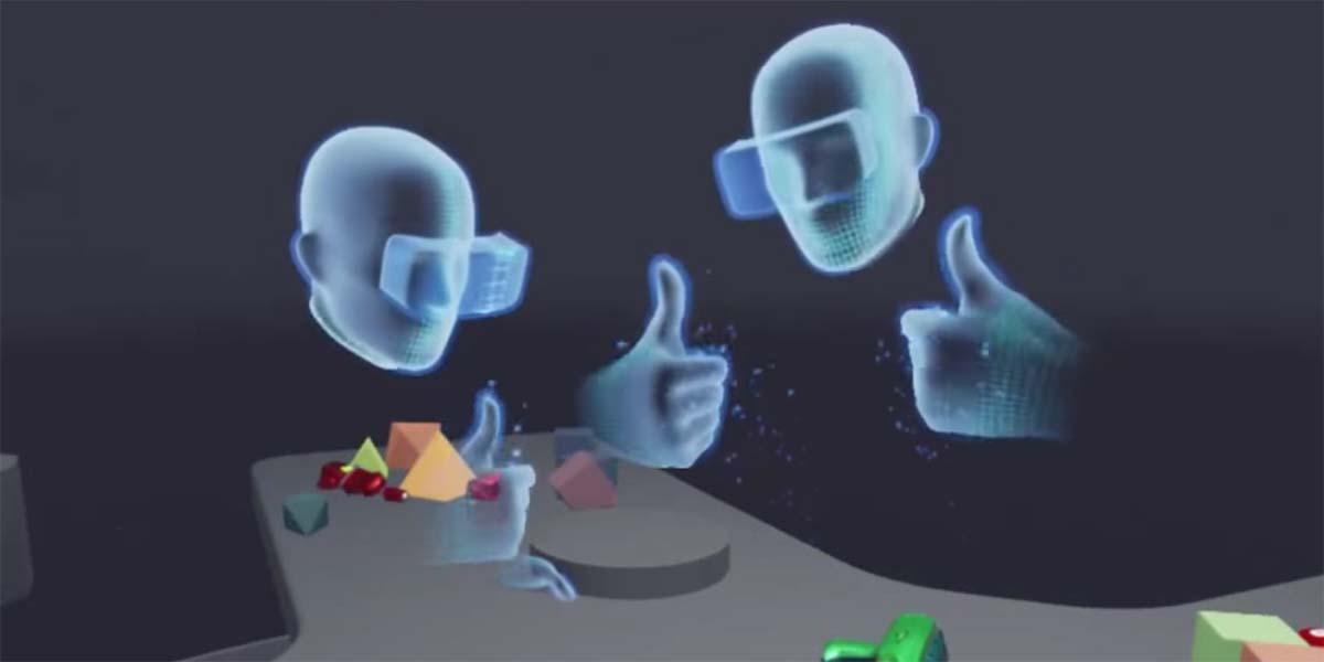 Toybox für Oculus Rift zeigt dass Potenzial von Social-Virtual-Reality