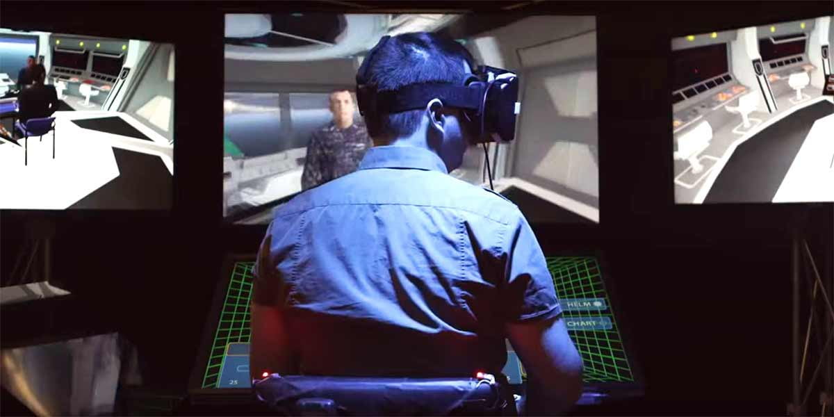 Virtual Reality für die Behandlung von PTBS - ein neues Erfolgskonzept?