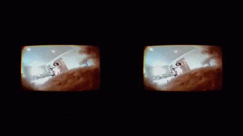 Oculus Rift: Die Welt aus den Augen eines Teddybären sehen.