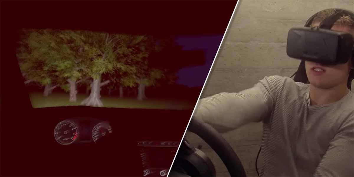 Bevor man in der Realität betrunken verunfallt, soll man lieber in VR vor den Baum fahren. Der Alkoholkonzern Diageo hofft auf eine therapeutische Wirkung.
