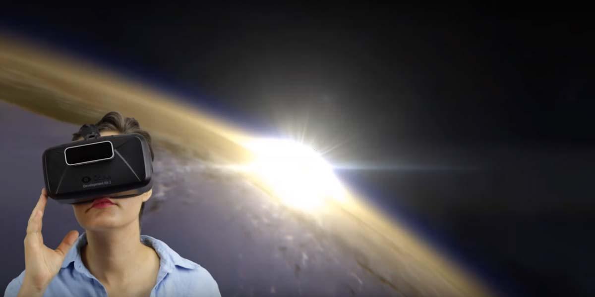 Apollo 11 und Oculus Rift bringen die erste Frau auf den Mond