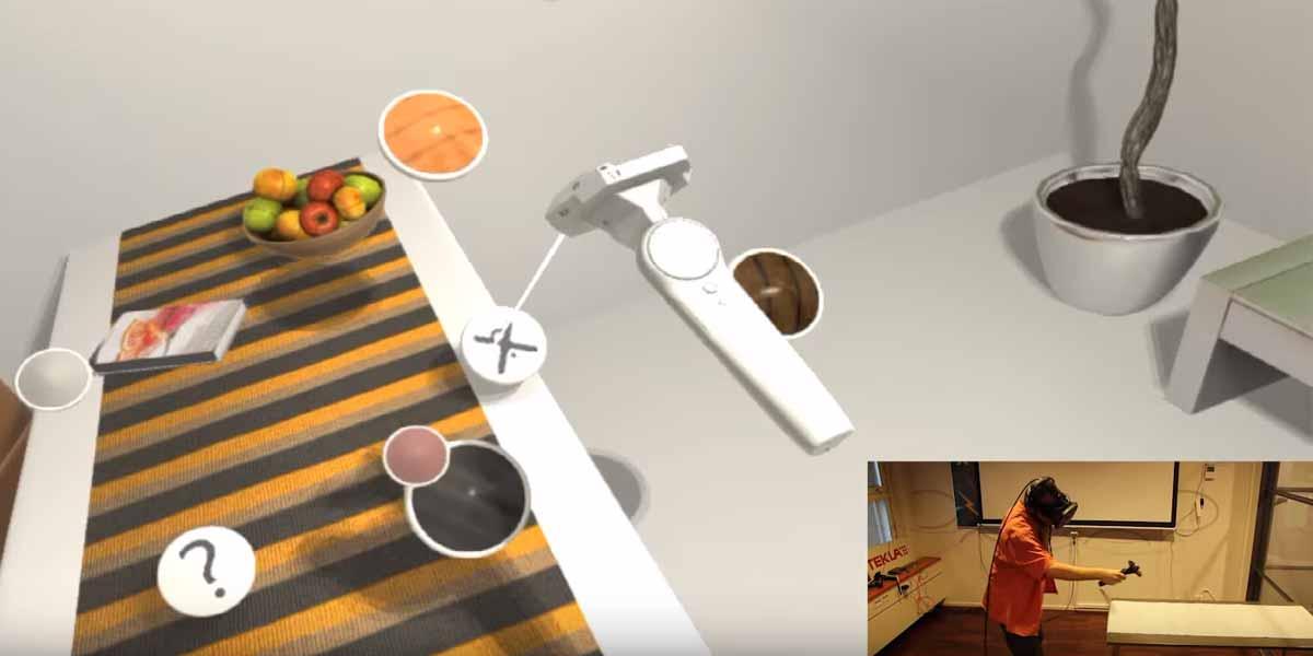 Designe deine Traumküche mit HTC VIVE