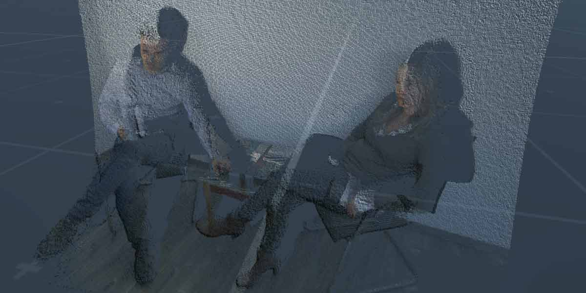 3D-Scanning: Wie Skype für Virtual Reality