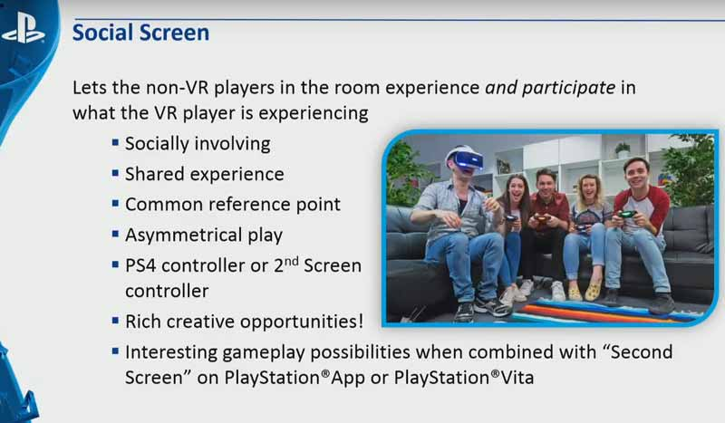 Social Screen für Playstation VR: Virtual-Reality für die ganze Familie