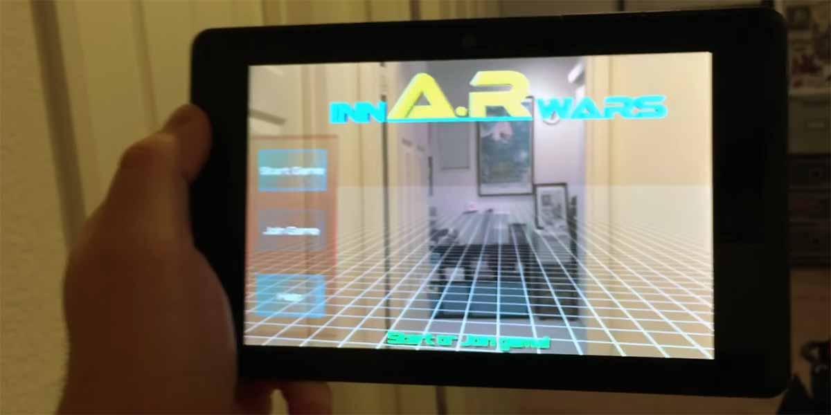 Google forscht weiter an Augmented Reality. Ein Designwettbewerb für das Project Tango Tablet zeigt neue App-Ideen.