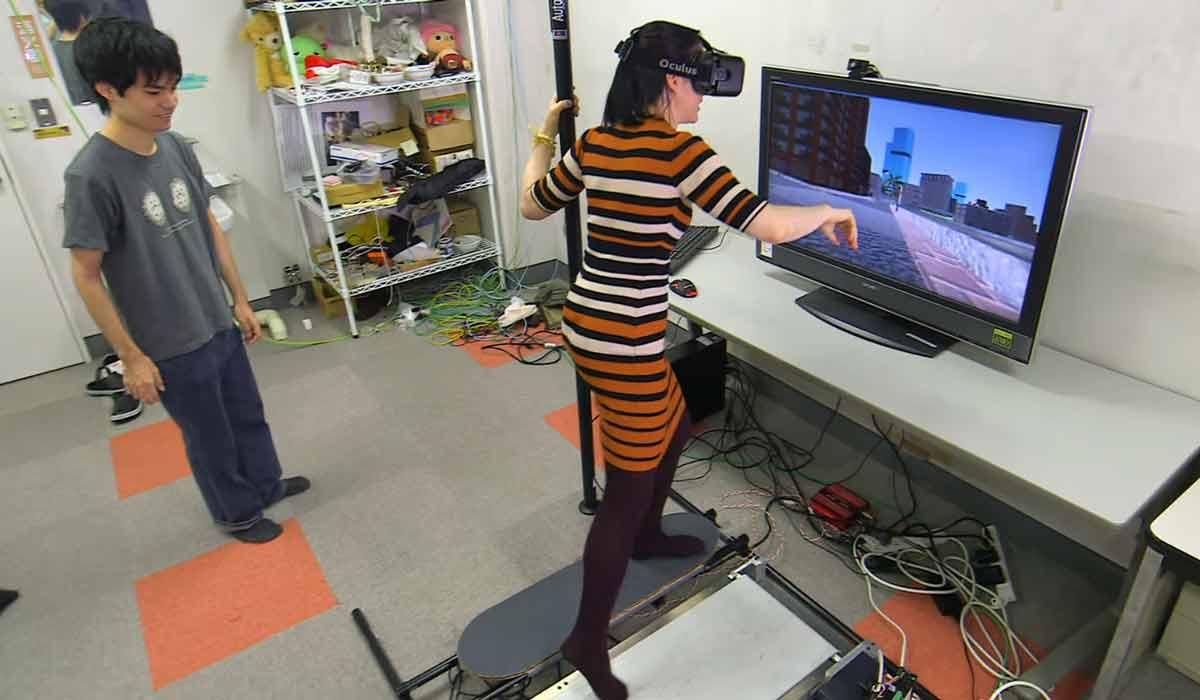 Skateboarding in Virtual Reality mit Oculus Rift