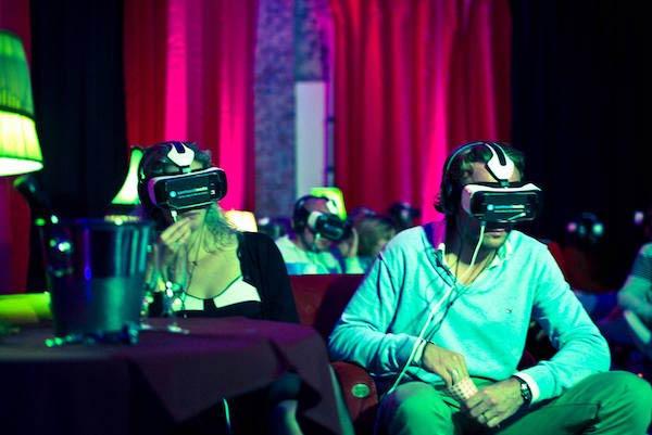 Europas erstes Virtual-Reality-Kino in Amsterdam