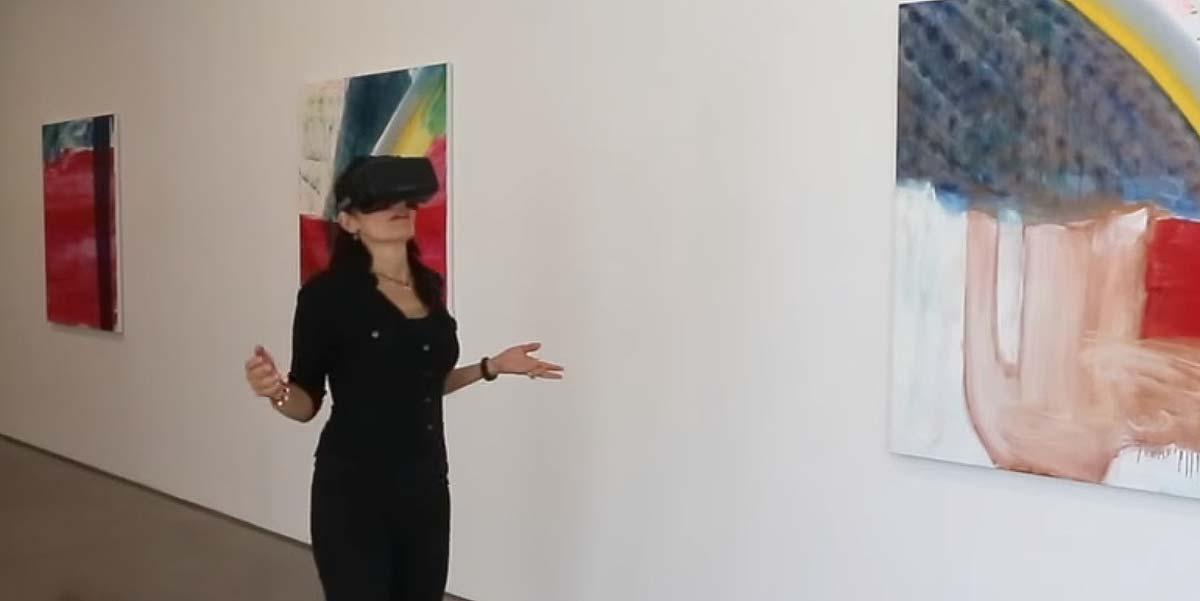 Kevin Spacey investiert in Woofbert VR für virtuelle Kunstaustellungen