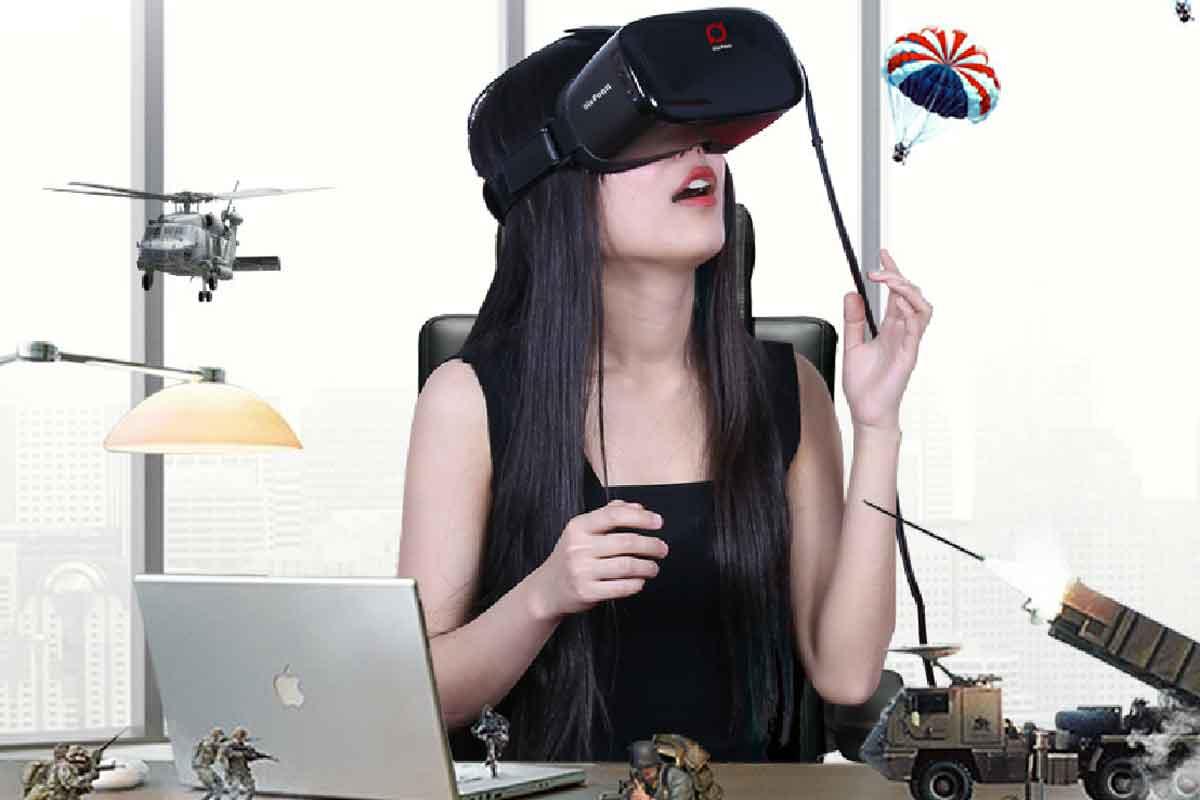 VR-Industrie in China: Erste Krise nach Schnellstart