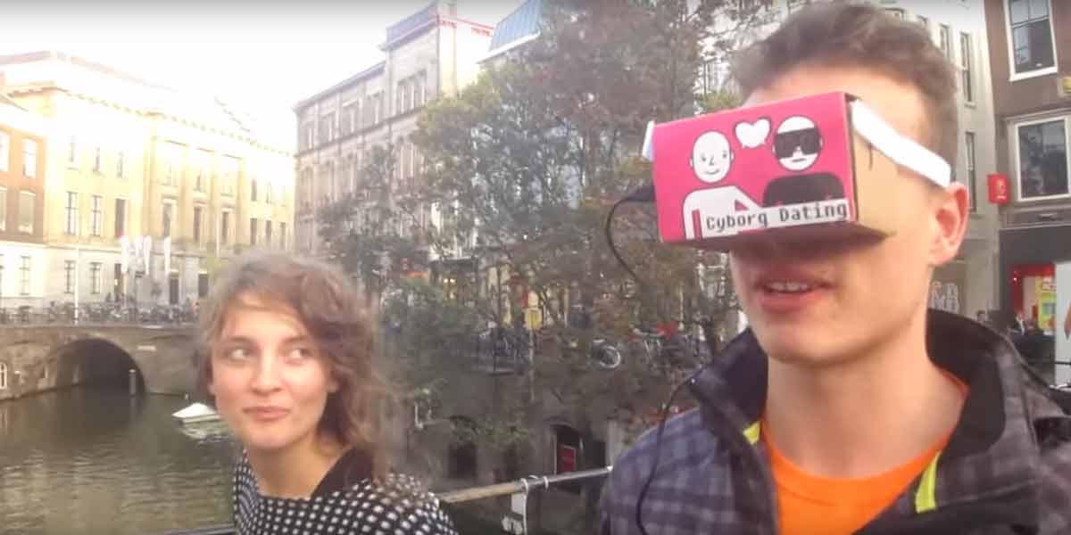 Von wegen Stubenhocker: Virtual Reality für draußen