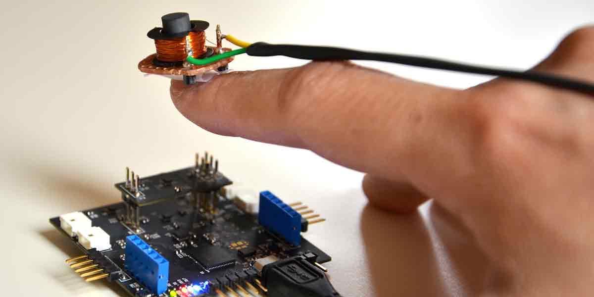 Oculus Rift: Fingertracking mit Magnetsensoren