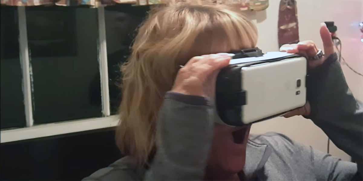"""Virtual-Reality-Version von """"Hey, wir kriegen ein Baby"""""""