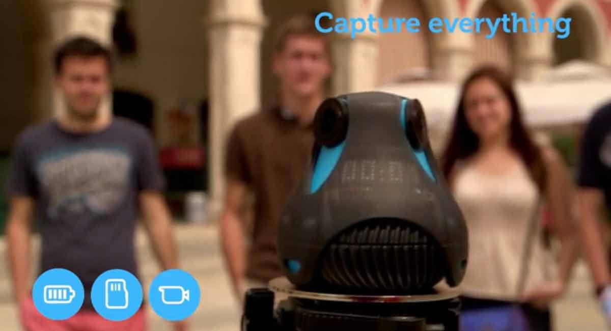 Giroptic VR-Kamera: Günstiger 360-Wettbewerb für GoPro