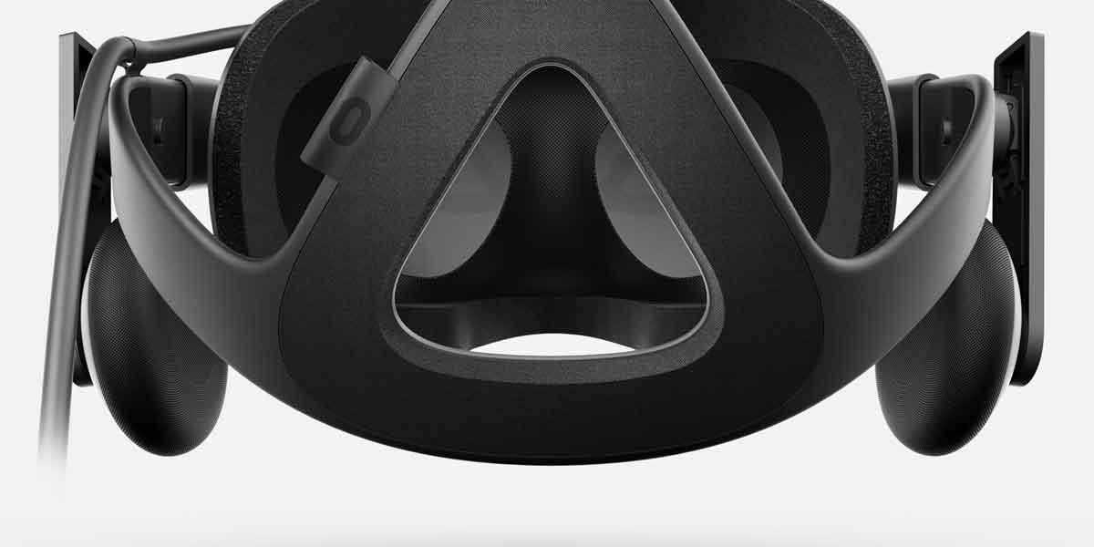 Oculus Rift hat eine hochwertige Audio-Austattung integriert.