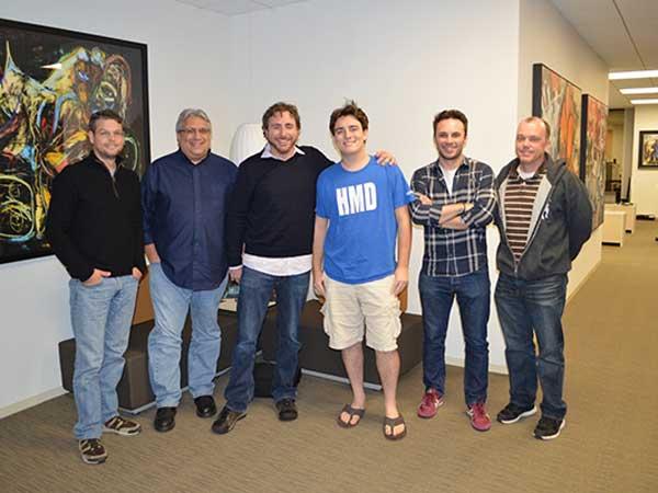 Die Entwickler von Lucky's Tale trafen sich bereits 2012 mit Palmer Luckey.