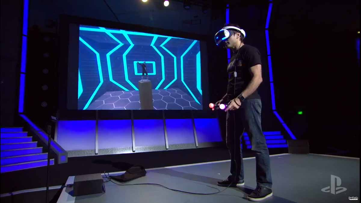 Playstation VR: Neue Multiplayer-Demo
