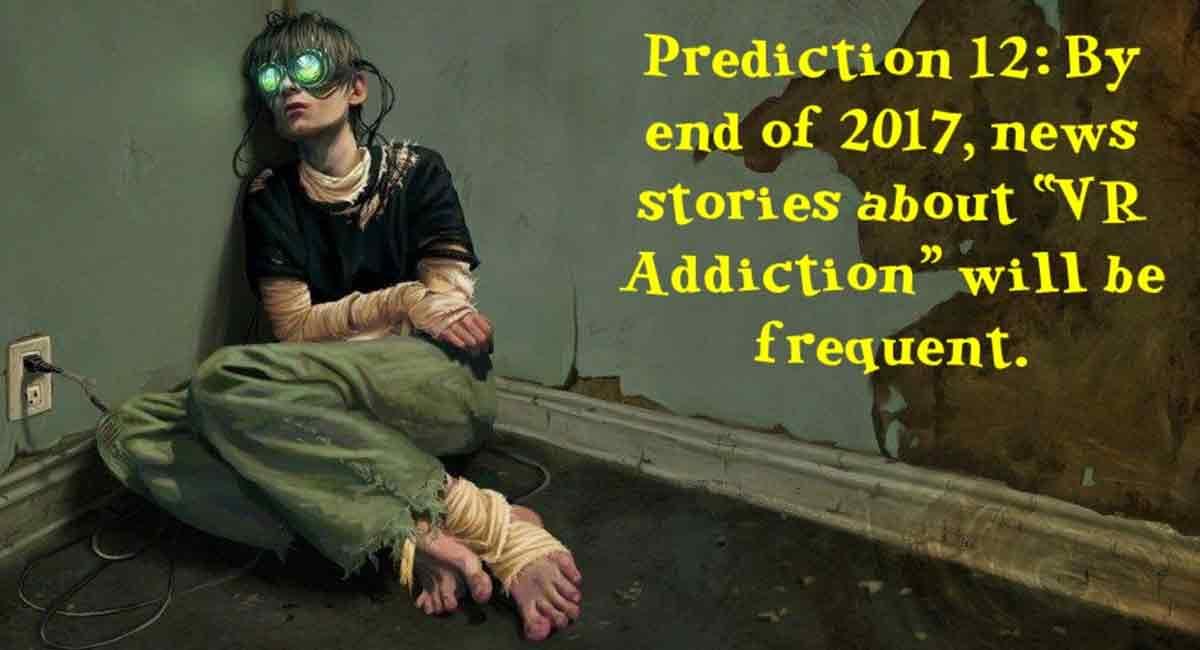 40 Vorhersagen, wie sich der VR- und AR-Markt bis 2025 entwickelt.