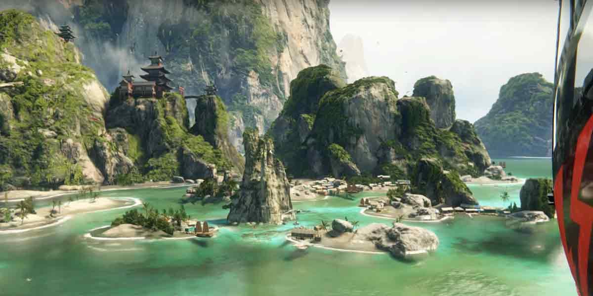 """Gameplay der VR-Klettersimulation """"The Climb"""" für Oculus Rift *Update*"""